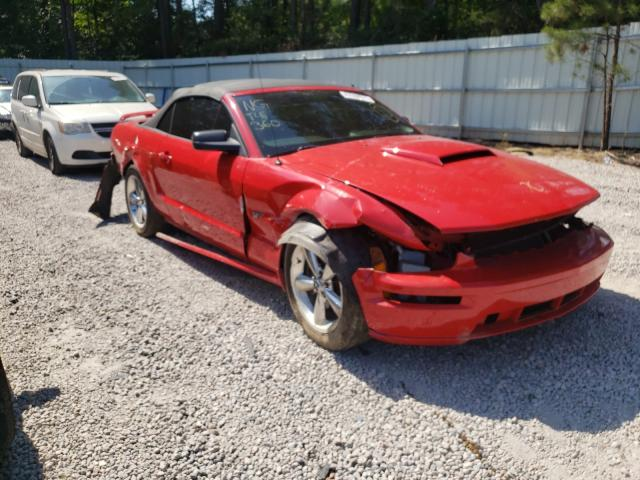Salvage 2006 FORD MUSTANG - Small image. Lot 47509971