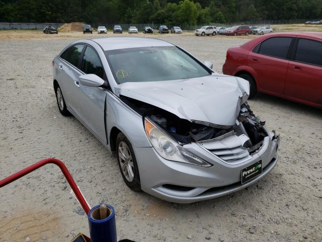 Salvage cars for sale from Copart Seaford, DE: 2013 Hyundai Sonata GLS
