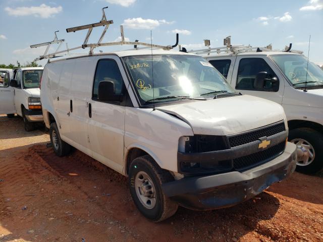 2018 Chevrolet Express en venta en Oklahoma City, OK