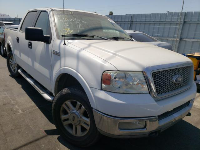 Salvage cars for sale from Copart Colton, CA: 2004 Ford F150 Super
