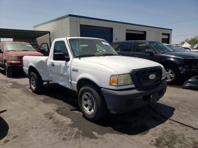 Salvage cars for sale from Copart Anthony, TX: 2009 Ford Ranger