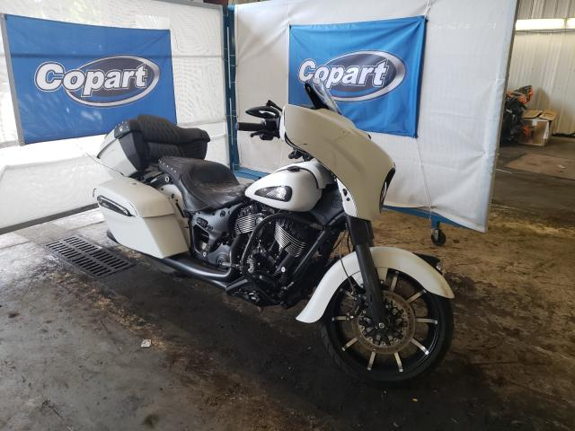 Salvage cars for sale from Copart Fort Wayne, IN: 2019 Indian Motorcycle Co. Chieftain