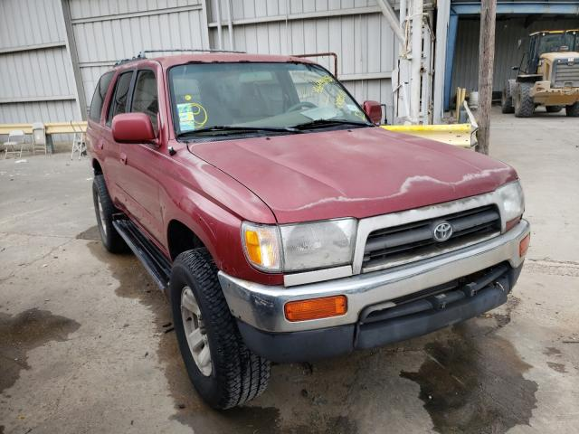 Salvage cars for sale from Copart Corpus Christi, TX: 1996 Toyota 4runner LI