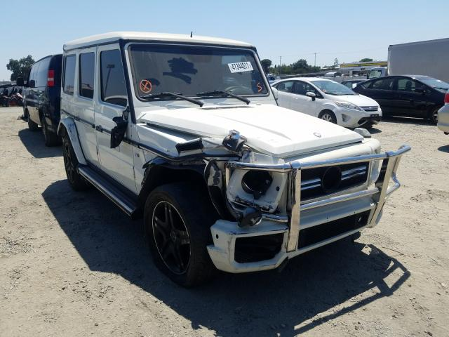 Salvage cars for sale from Copart Antelope, CA: 2008 Mercedes-Benz G 500
