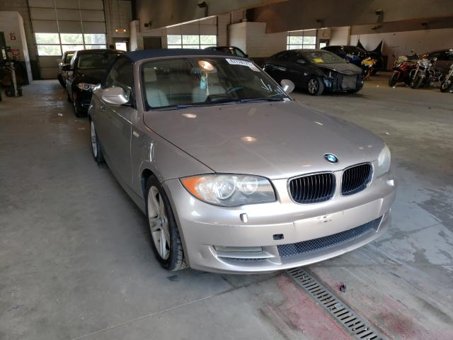 BMW 128 I salvage cars for sale: 2011 BMW 128 I