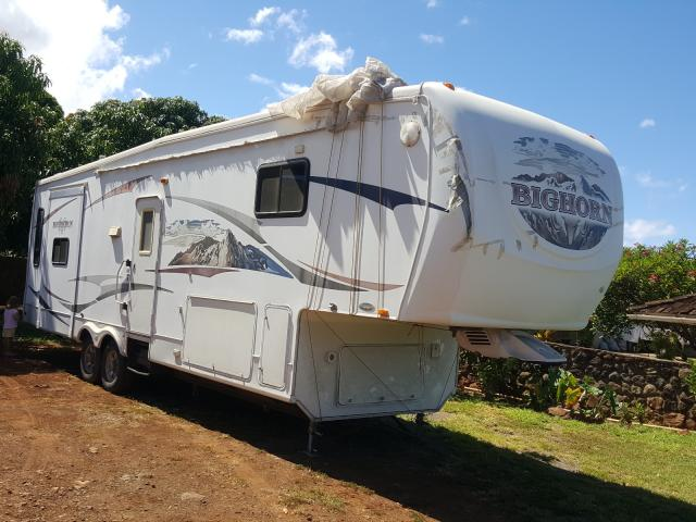 Salvage 2008 HEART LAND TRAILER - Small image. Lot 43929971
