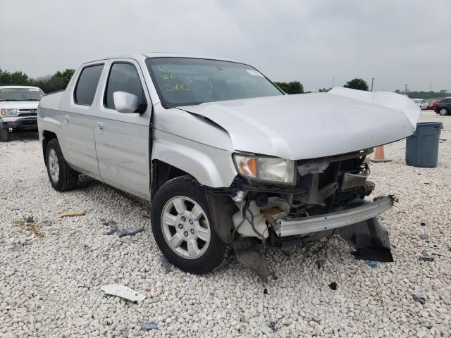 Salvage cars for sale from Copart New Braunfels, TX: 2006 Honda Ridgeline