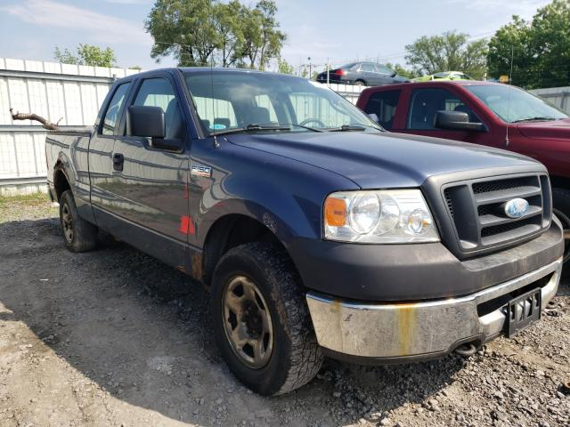 Salvage cars for sale from Copart Albany, NY: 2006 Ford F150