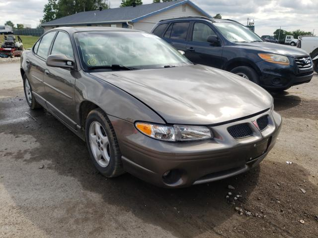 Salvage cars for sale from Copart Sikeston, MO: 2000 Pontiac Grand Prix