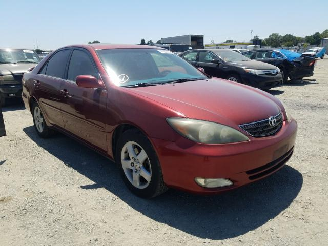Salvage cars for sale from Copart Antelope, CA: 2004 Toyota Camry