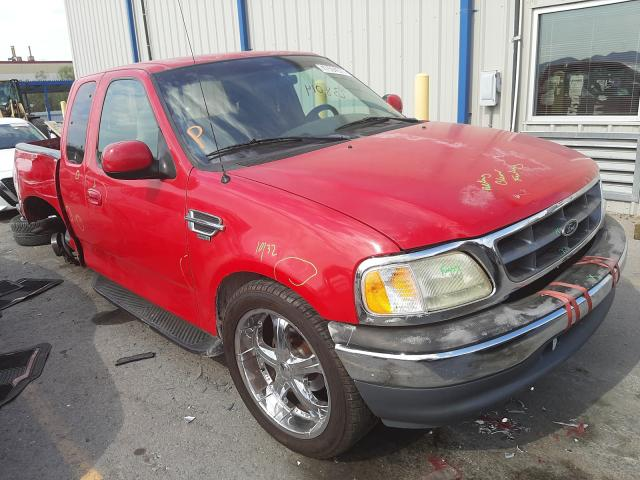 Salvage cars for sale from Copart Las Vegas, NV: 1998 Ford F150