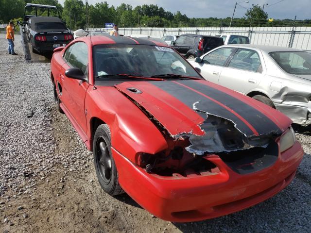 Vehiculos salvage en venta de Copart Louisville, KY: 1998 Ford Mustang