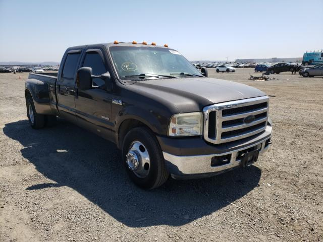 Salvage cars for sale from Copart San Diego, CA: 2006 Ford F350 Super