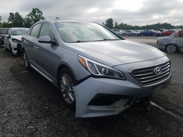 Hyundai Vehiculos salvage en venta: 2015 Hyundai Sonata Sport