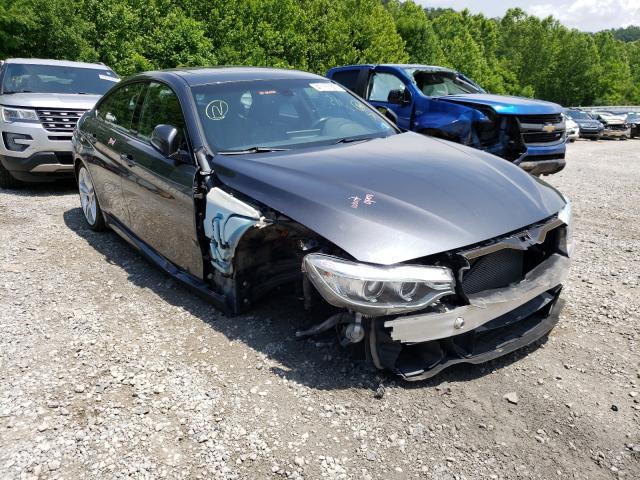 BMW Vehiculos salvage en venta: 2016 BMW 428 XI GRA