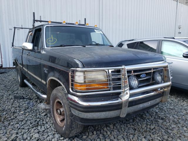 Salvage cars for sale from Copart Windsor, NJ: 1994 Ford F150