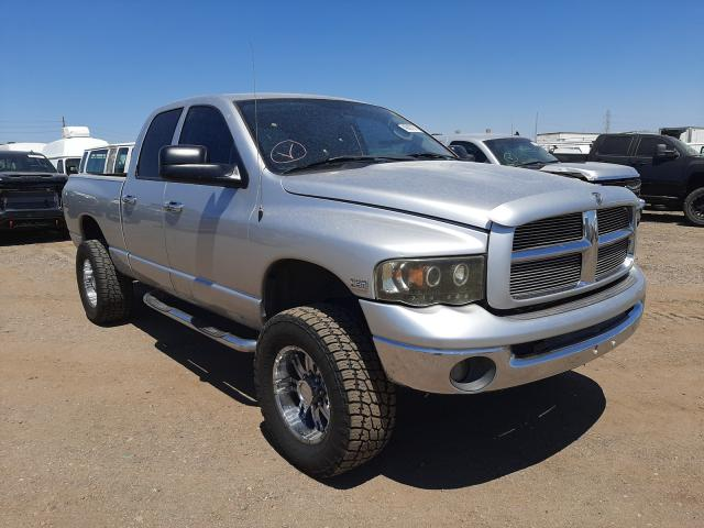 Salvage cars for sale from Copart Phoenix, AZ: 2003 Dodge RAM 2500 S
