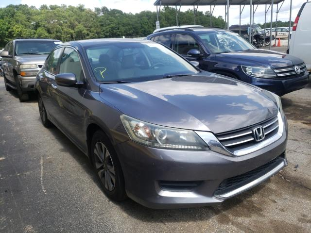 Salvage cars for sale from Copart Austell, GA: 2015 Honda Accord LX