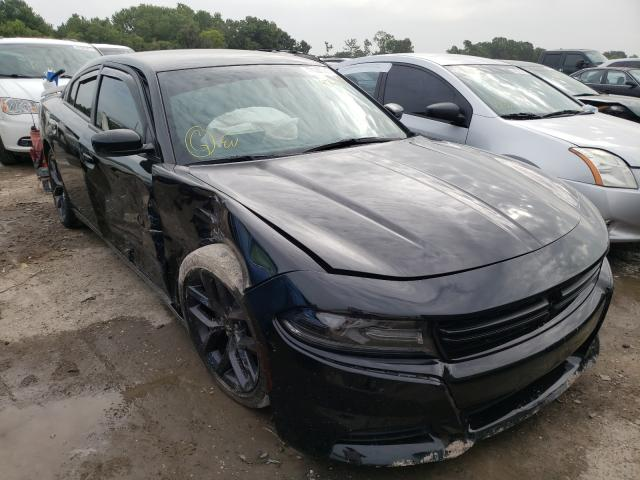 Salvage cars for sale from Copart Riverview, FL: 2019 Dodge Charger SX