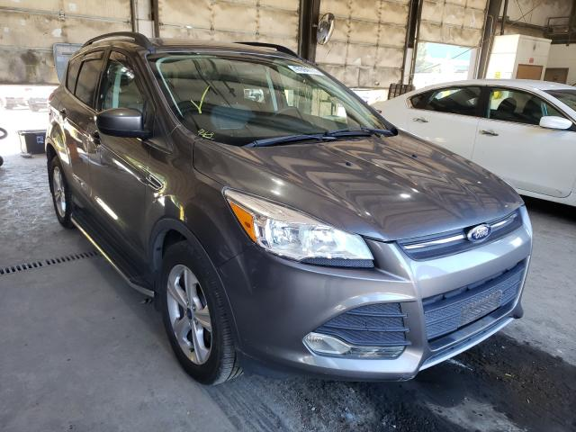 Salvage cars for sale from Copart Graham, WA: 2014 Ford Escape SE