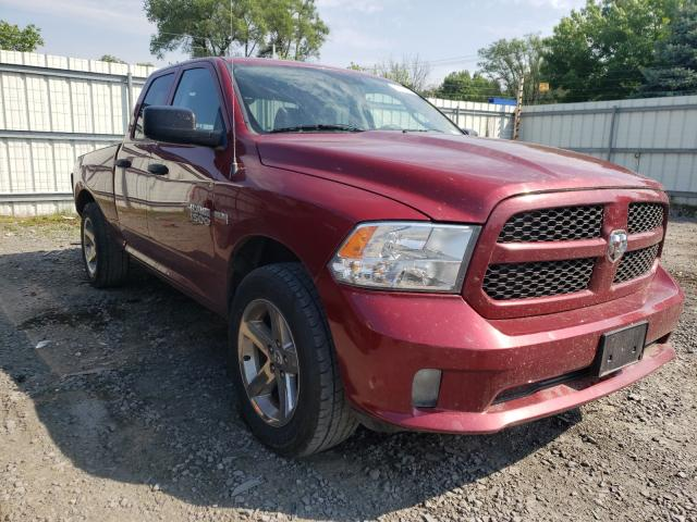 Salvage cars for sale from Copart Albany, NY: 2015 Dodge RAM 1500 ST