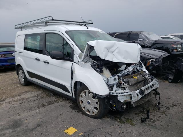 Salvage cars for sale from Copart Jacksonville, FL: 2019 Ford Transit CO