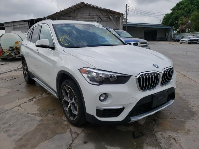Salvage cars for sale from Copart Corpus Christi, TX: 2018 BMW X1 XDRIVE2