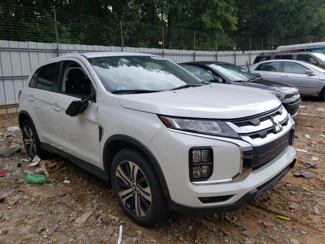 Salvage cars for sale from Copart Austell, GA: 2020 Mitsubishi Outlander