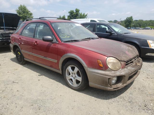 2003 Subaru Impreza OU for sale in Baltimore, MD