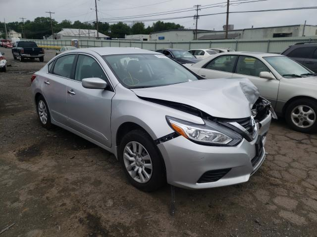 Salvage cars for sale from Copart Pennsburg, PA: 2018 Nissan Altima 2.5