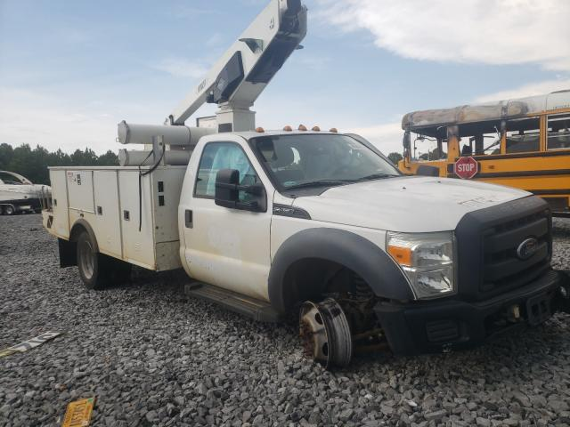 Salvage cars for sale from Copart Memphis, TN: 2013 Ford F450 Super