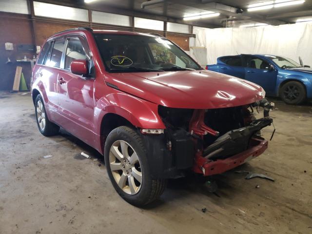 Salvage cars for sale from Copart Ebensburg, PA: 2012 Suzuki Grand Vitara