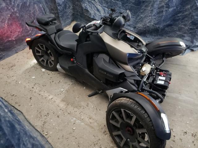 Salvage cars for sale from Copart Fredericksburg, VA: 2019 Can-Am Ryker Rall