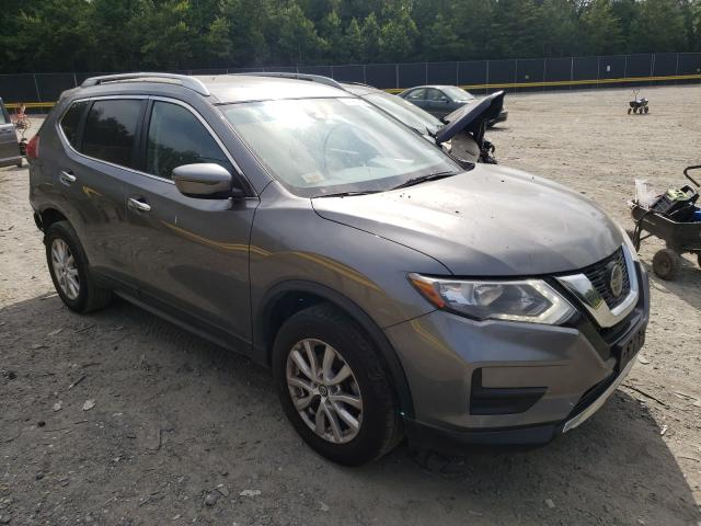 Salvage cars for sale from Copart Waldorf, MD: 2020 Nissan Rogue S