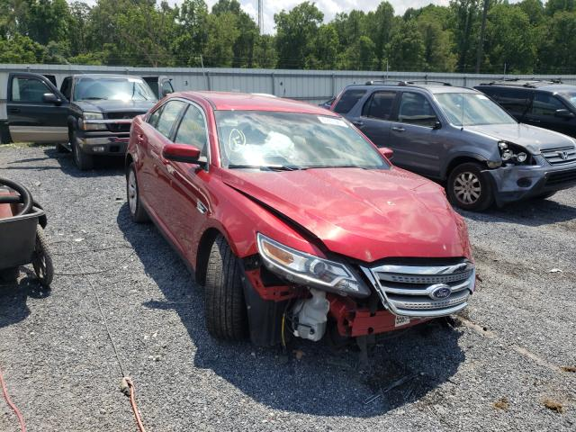 Salvage 2011 FORD TAURUS - Small image. Lot 47431841