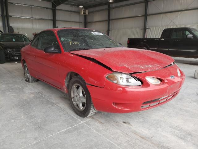 Salvage 2000 FORD ESCORT - Small image. Lot 47123961