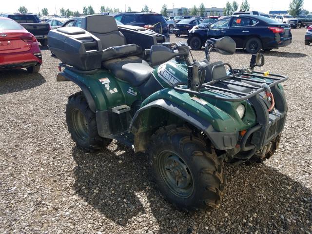 Vehiculos salvage en venta de Copart Rocky View County, AB: 2003 Yamaha YFM45 FA