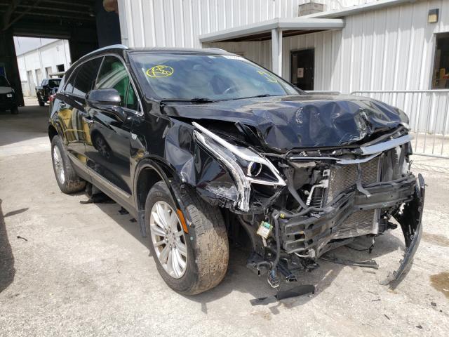 Cadillac XT5 salvage cars for sale: 2018 Cadillac XT5