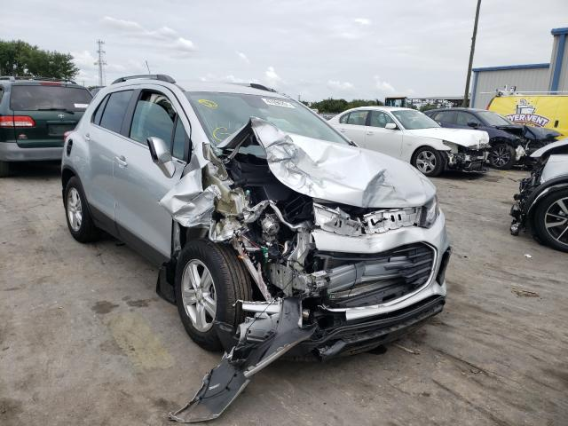 Salvage cars for sale from Copart Orlando, FL: 2019 Chevrolet Trax 1LT