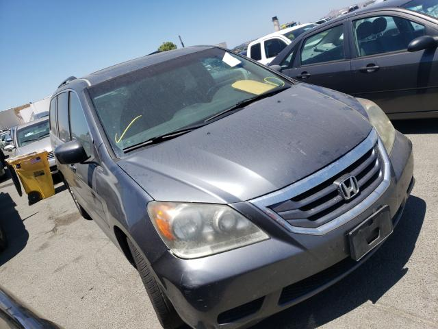 Salvage cars for sale from Copart Martinez, CA: 2010 Honda Odyssey