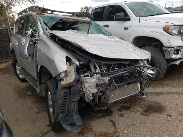 Salvage cars for sale from Copart Denver, CO: 2012 Lexus GX 460