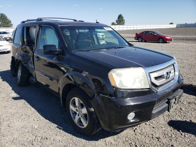 Salvage cars for sale from Copart Airway Heights, WA: 2010 Honda Pilot EX