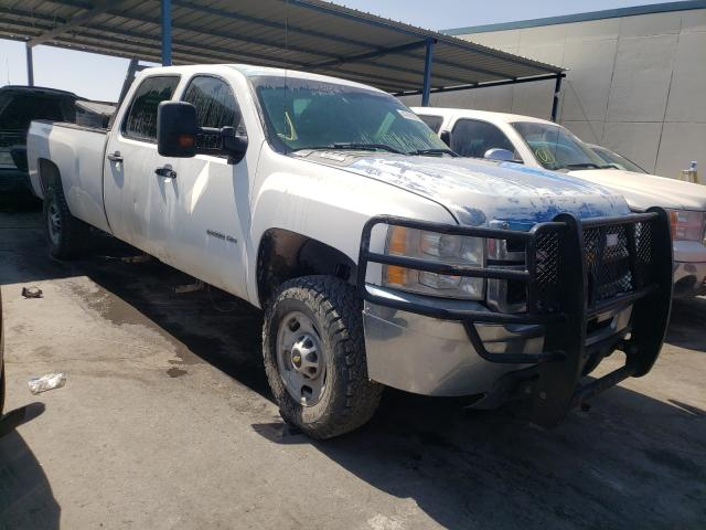Salvage cars for sale from Copart Anthony, TX: 2013 Chevrolet Silverado