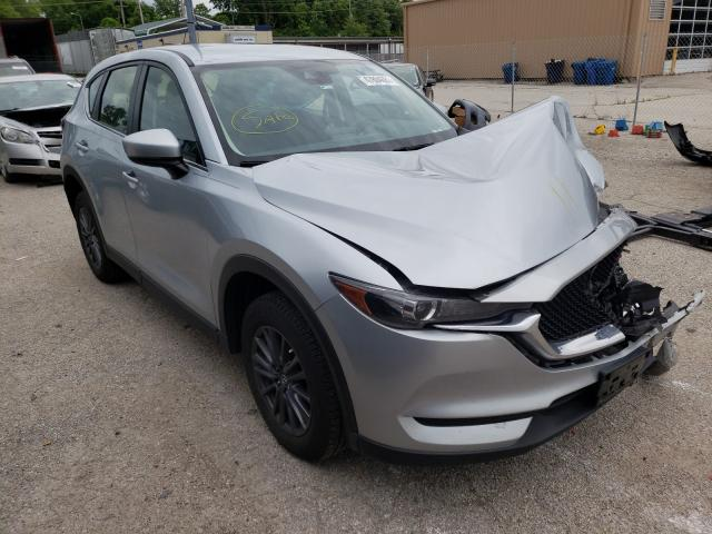 Mazda CX-5 salvage cars for sale: 2017 Mazda CX-5