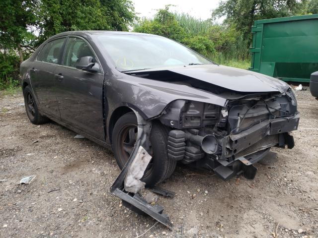 Salvage cars for sale from Copart Baltimore, MD: 2011 Chevrolet Malibu LS