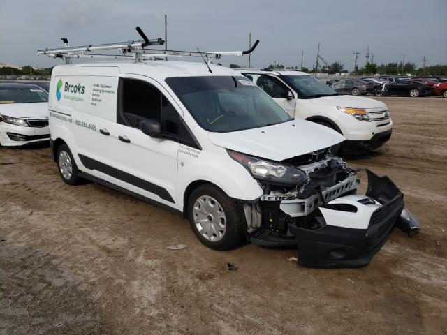 Salvage cars for sale from Copart West Palm Beach, FL: 2018 Ford Transit CO