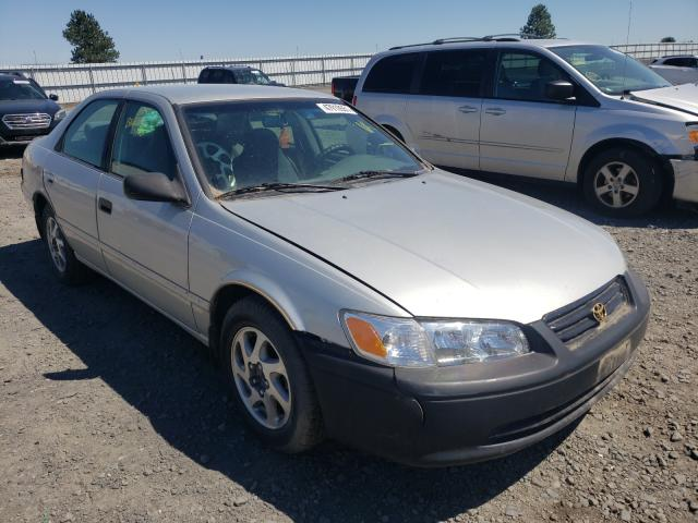 Salvage cars for sale from Copart Airway Heights, WA: 2001 Toyota Camry CE