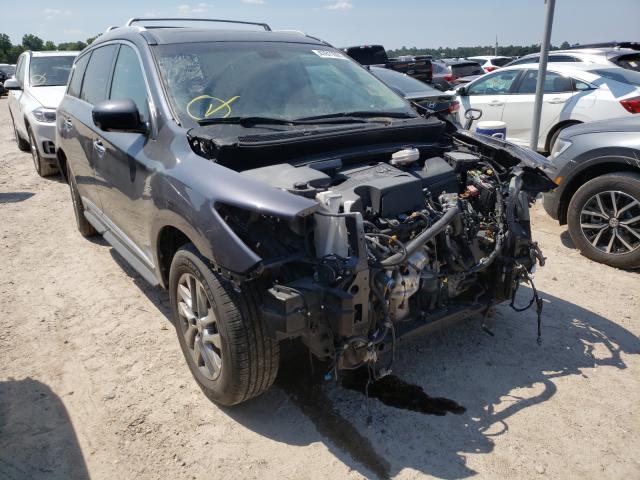 Infiniti QX60 salvage cars for sale: 2014 Infiniti QX60