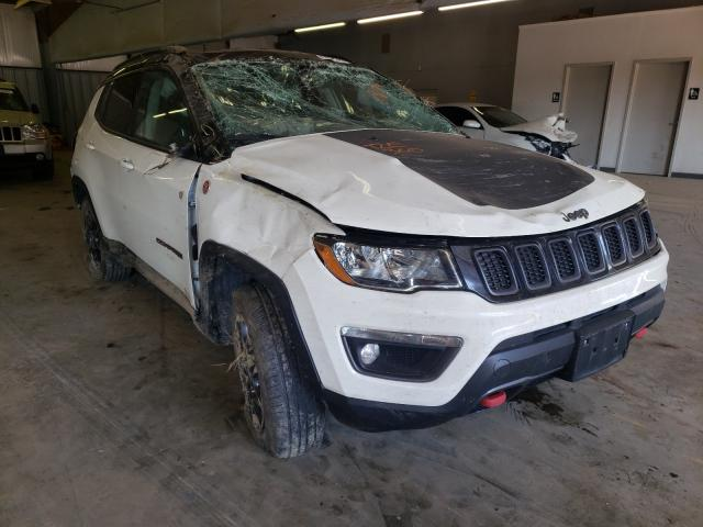 Salvage cars for sale from Copart Mocksville, NC: 2019 Jeep Compass TR