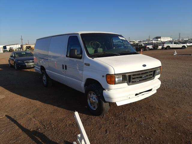 Salvage cars for sale from Copart Phoenix, AZ: 2004 Ford Econoline